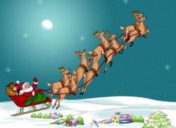 Chương trình Noel tại nhà hàng Hoa An Viên