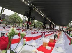 Tổ chức tiệc cưới trọn gói, chuyên nghiệp, ấn tượng - Nhà hàng Hoa An Viên