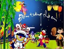 Lễ hội trăng rằm 2014 - Nhà hàng Hoa An Viên