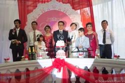Lễ thành hôn của cặp đôi Đức Tùng & Linh Chi tại Hoa An Viên
