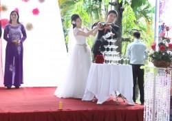 Tiệc cưới anh chị Thu Hằng - Ngọc Đạt - 29/11/2014